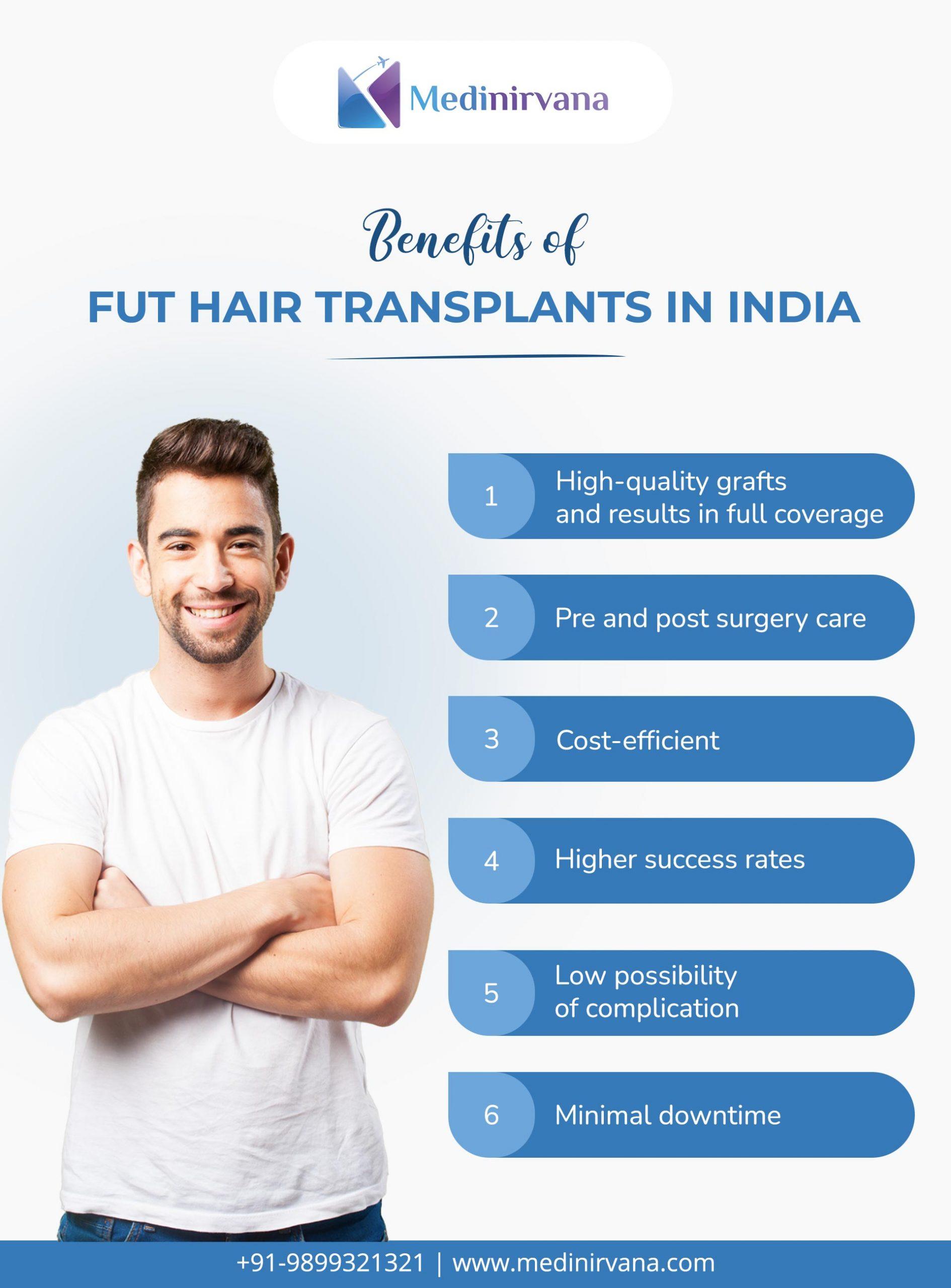 Benefits of FUT Hair Transplant