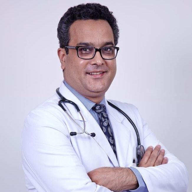 Dr Saurabh Pokhriyal
