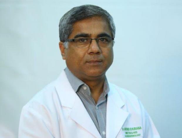 Dr. Arvind Kumar Khurana