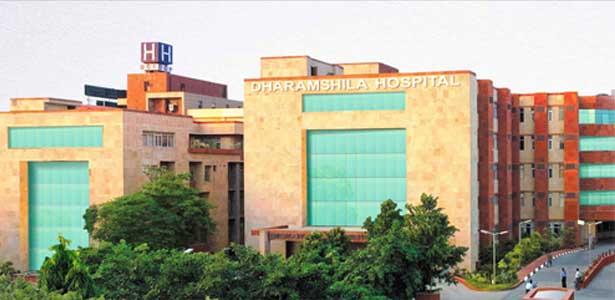 Dharamshila Narayana Superspeciality Hospital New Delhi