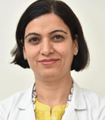 Dr Kiran Arora