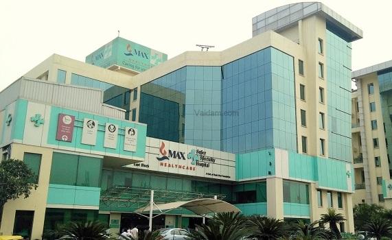 Max Super Speciality Hospital, Vaishali