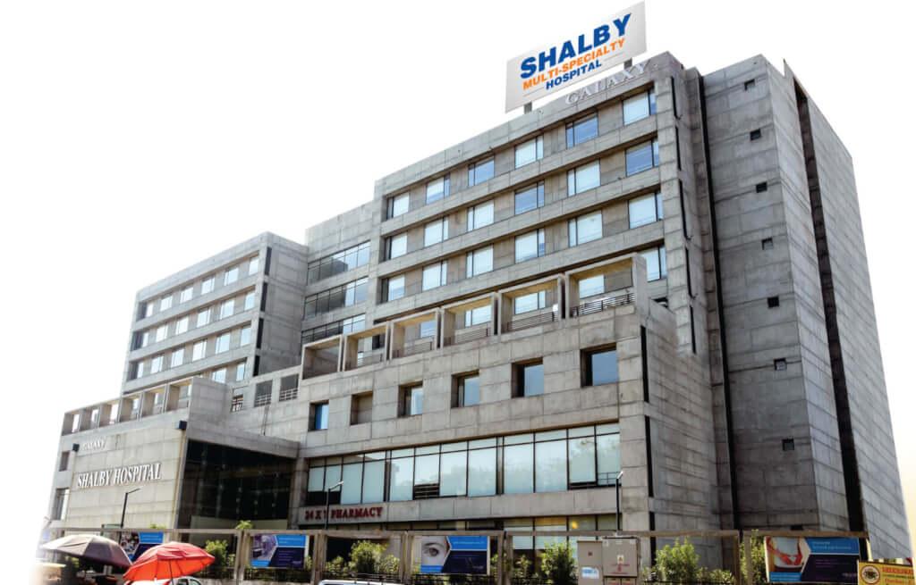 Shalby Hospital, Ahmedabad