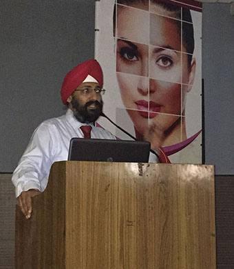 Dr Sukhbir Singh Arora