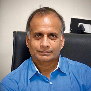 Dr. A.B. Govindaraj