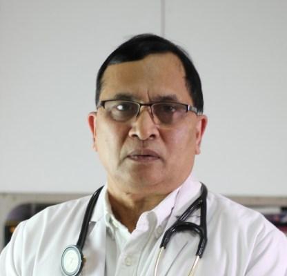 Dr Bhaba Nanda Das