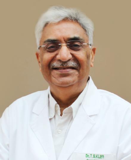 Dr T S Kler