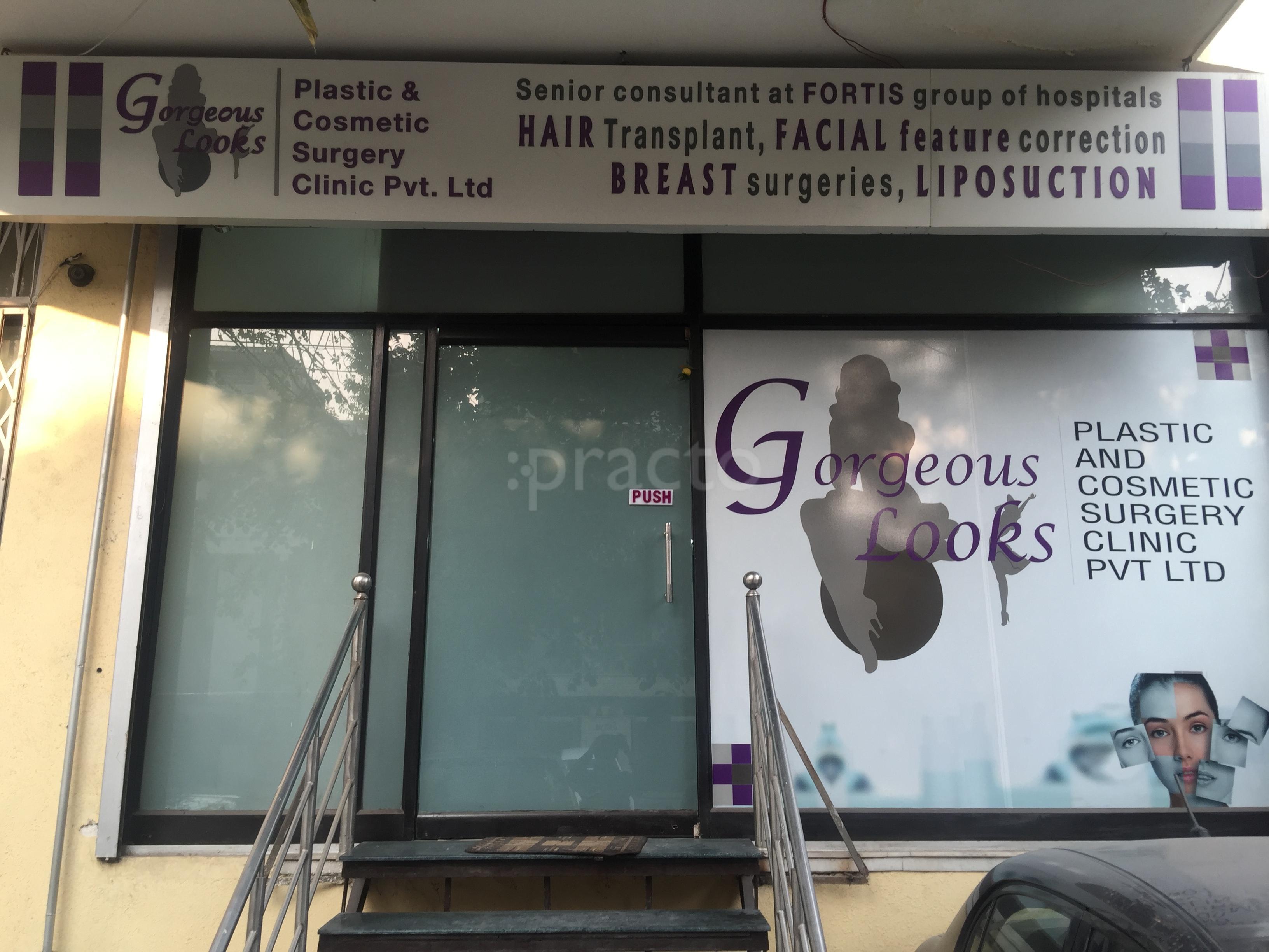 Gorzeous Looks Cosmetic / Plastic Surgery & Hair Transplant Centre